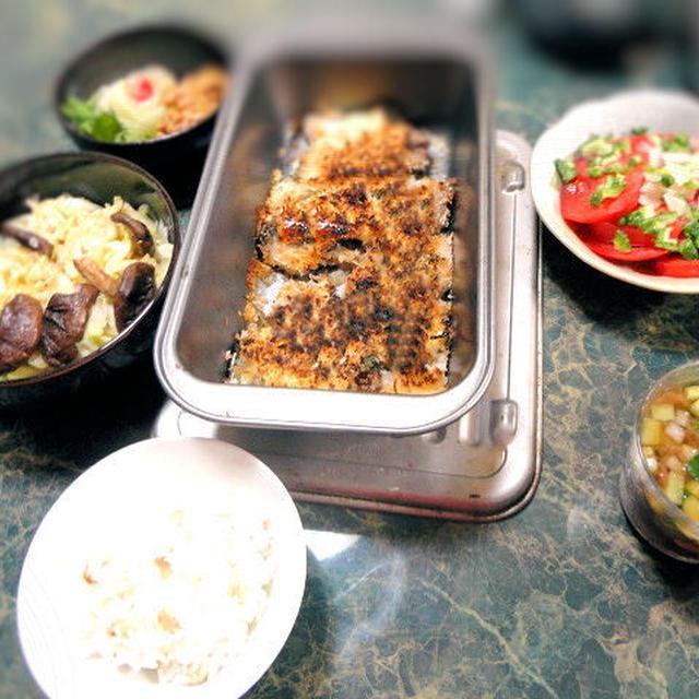7月14日☆暑いよね、夏だよね。お台所が地獄だよね。涼しくお料理したいヨね☆今日も簡単全6品