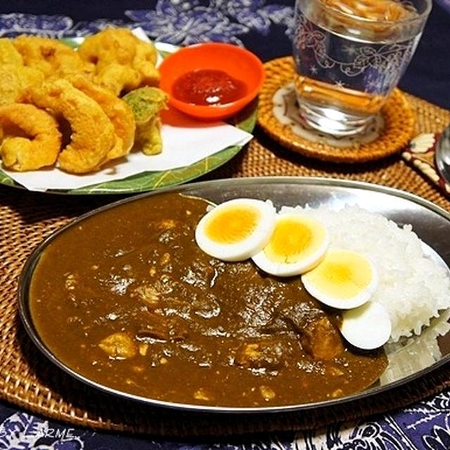 インドを感じる?簡単晩ご飯