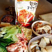 春・キムチ鍋