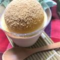 簡単☆おうちおやつ♬白玉粉でもっちりミルクゼリー