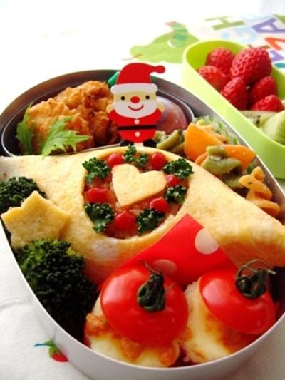 クリスマスのお弁当