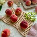 桃を使ってイタリアンな夏のドリンク!