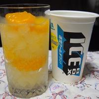 ICEBOXでサングリア風日本酒スパークリング