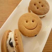 ★レシピ追加!黒豆のクッキーサンド