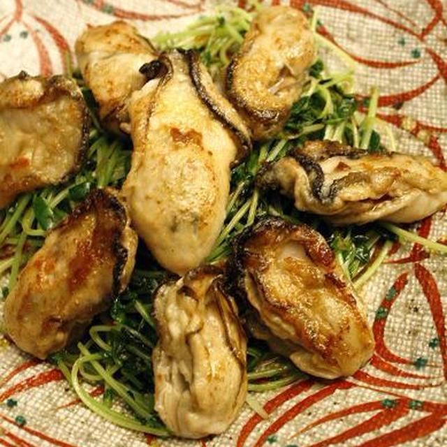 牡蠣の本場、広島人が勧める美味しい牡蠣の食べ方!【牡蠣のソテー】