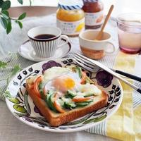 忙しい朝の時短料理!朝ベジでもりもり野菜のラピュタパン。