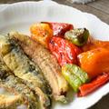 さくふわ♡揚げない♥カレー風味さんまフライ【#旬 #魚 #簡単 #フライパン】