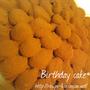 4歳のお誕生日ケーキ