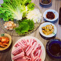 野菜たっぷりサムギョプサル