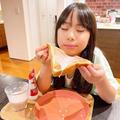 5分でできる!シナモンロール風トーストです!