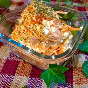 サラダに和え物、炒め料理まで!にんじん×マヨネーズのお手軽レシピ