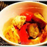 鶏のトマト煮