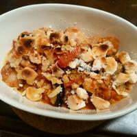 【乾物でイタリアン】ベビーホタテと夏野菜のオーブン焼き