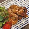 作り置きOK!!ご飯が進みます・・シャトルシェフで鶏もも肉ぶつ切り肉のポン酢煮