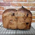 シュトレン風ココア食パン