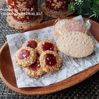 大好きなリリエンベルグのクッキー