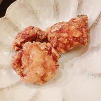 米油で♪〜子供達の大好きな、鶏肉の竜田揚げ〜