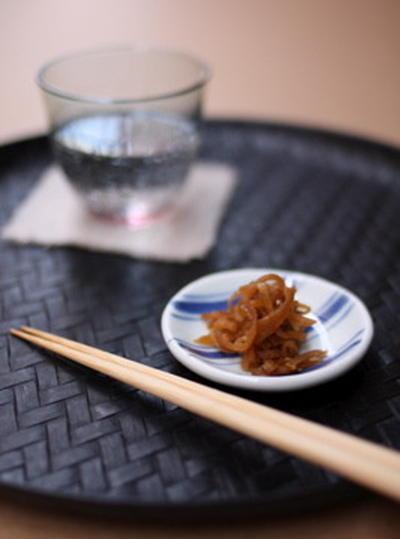 新生姜のしょうゆ煮