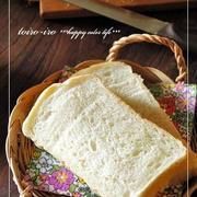 HBで簡単★翌日もふわふわ食パン♪