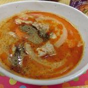 トムヤム鶏スープ