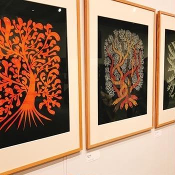 板橋区立美術館「世界を変える美しい本 インド・タラブックスの挑戦」
