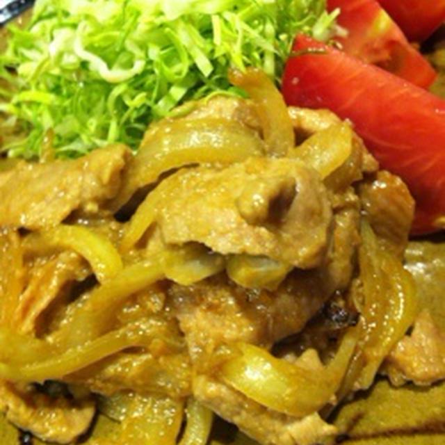 醤油麹☆生姜焼き