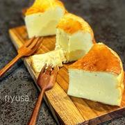 しっとりで旨ッ!!丁寧に作るベイクドチーズケーキ