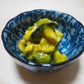 【レシピ】胡瓜と椎茸の辛子和え! ほどよい辛さの刺激! by 板前パンダさん