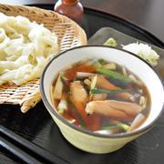 【ヤマキだし部】鴨じゃなくてもおいしい鶏南蛮つゆ。自家製かえしを使ってお蕎麦屋さんの味。