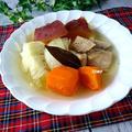 スパイスアンバサダー♪圧力鍋で簡単!さつま芋と鶏肉のポトフ
