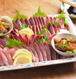 イマイチの刺身を美味しく食べる方法