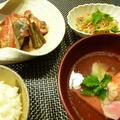 歌舞伎座完成を勝手にお祝い!おめで鯛の料理♪