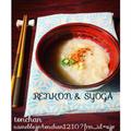 体温まる✳︎れんこんと生姜のぽかぽかとろみスープ
