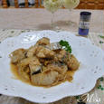 サワラと白菜の味噌蒸し