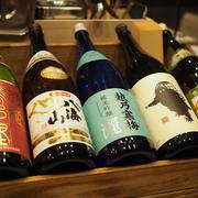 北陸直送の海鮮と北陸地酒を楽しめるお店