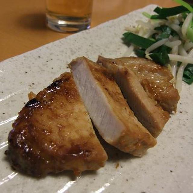 豚肉の味噌粕漬け