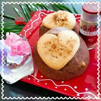 【レシピ】GABANシナモンシュガーdeパパへのパンに秘密の気持ち♡