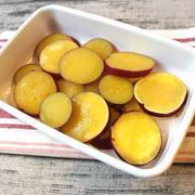 お弁当やおやつに!さっぱりおいしい「さつまいものレモン煮」レシピ