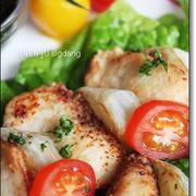 鶏胸肉 de 塩麹ナゲット