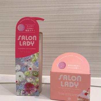 SALON LADY サロンレディ でおうちでサロン体験!
