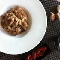 がっつりな食卓〜オレガノ風味のフィンガーポーク