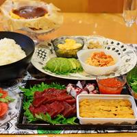 7月24日 月曜日 クックアップで新生姜酢飯の手巻き寿司