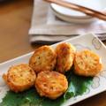 れんこん鶏バーグ/弁当おかずや作り置きおかずなら、米油がおすすめ! by 小春さん