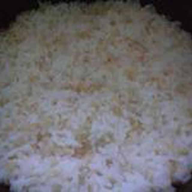 湯立てで白米(664)。。。特別栽培米広島世羅高原産コシヒカリ玄米(あいざわ米店)福井県産越前たけふ特別栽培米コシヒカリ白米(あいざわ米店)