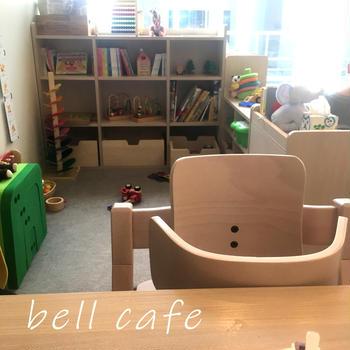 子連れランチ in Mama&Kids cafe