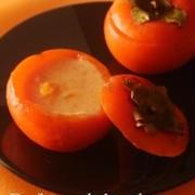 自然な優しい甘さが嬉しい!柿をつかったスイーツ