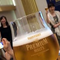 「サントリー京都ビール工場で楽しむプレミアムパーティー」に参加してきました。(後編)
