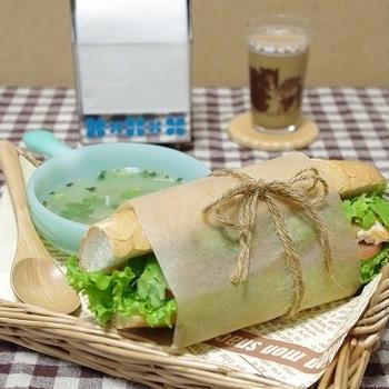 ベトナム風サンドイッチ バインミー