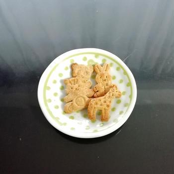 全粒粉のザクザク南瓜クッキー!