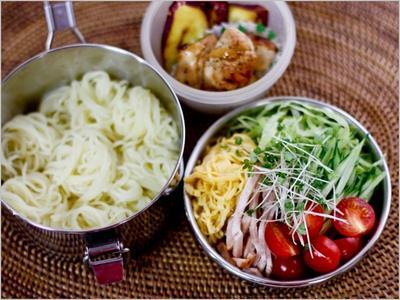 2012*夏のお弁当vol13&14&15。